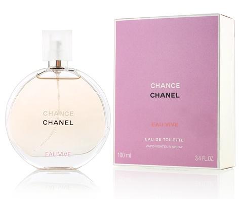 Tуалетная вода Chanel Chance Eau Vive