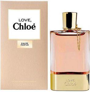 """Парфюмированная вода Chloe """"Love"""", 75ml"""