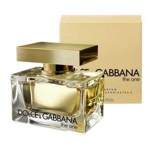 "Парфюмированная вода Dolce and Gabbana ""The One"" 75мл"