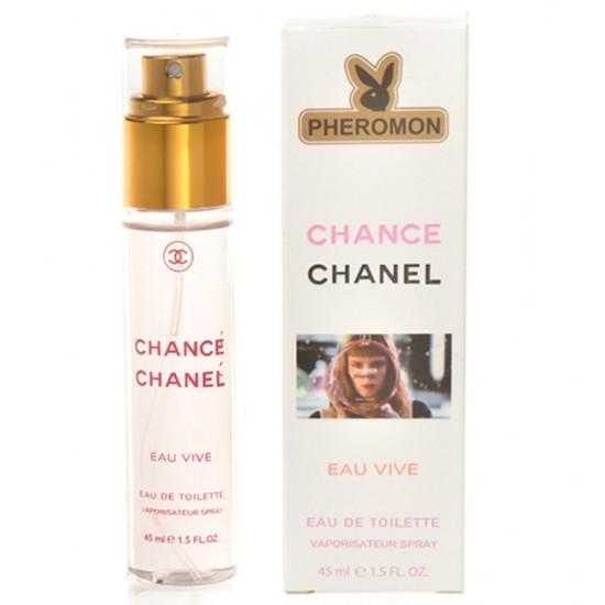 "Мини-парфюм с феромонами Chanel ""Chance Eau Vive"" (45 мл)"