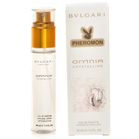 """Мини-парфюм с феромонами """"Bvlgari"""" Omnia Crystalline (45 мл)"""