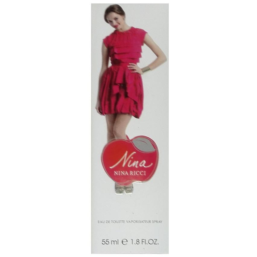 Мини-парфюм с феромонами Nina Ricci Nina 55 мл