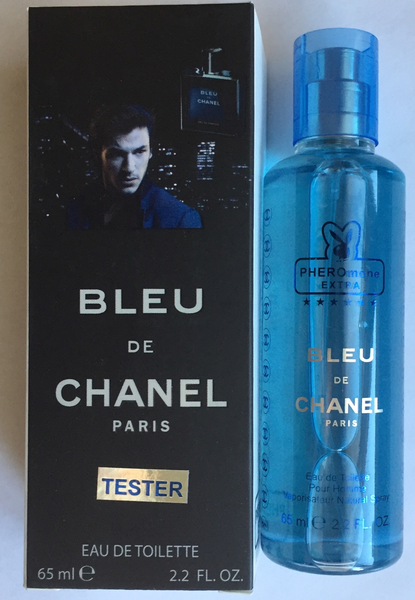 """Мини парфюм с феромонами CHANEL """"BLEU DE CHANEL"""" (65 МЛ)"""