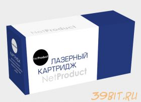 Тонер-картридж NetProduct для Kyocera FS-1100, 4K (Повреждённая упаковка) (TK-140)