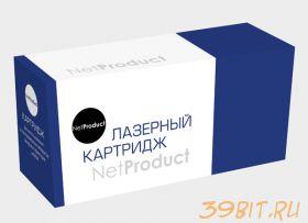 Тонер-картридж NetProduct для HP LJ Pro M104/MFP M132, 1,4K, с чипом (CF218A)