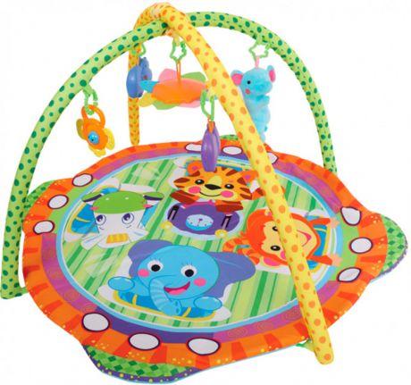 Развивающий игровой коврик Lorelli Toys Сафари 1030028