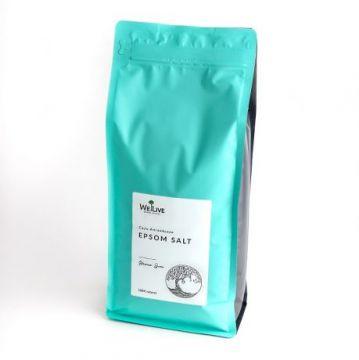 Уникальная Английская соль для ванны Epsom (сульфат магния). 2.5 кг