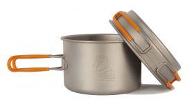 Кастрюля NZ Ti Cookware 0,8л Ti TS-012