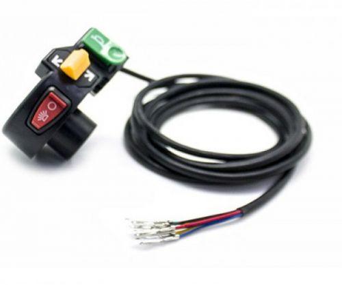 Пульт управления поворониками, сигналом и светом для CityCoco