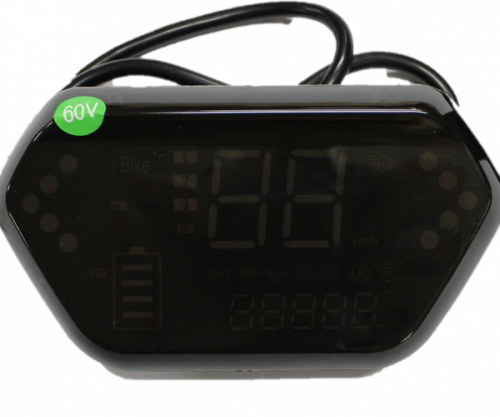 LED спидометр для электроскутера Citycoco