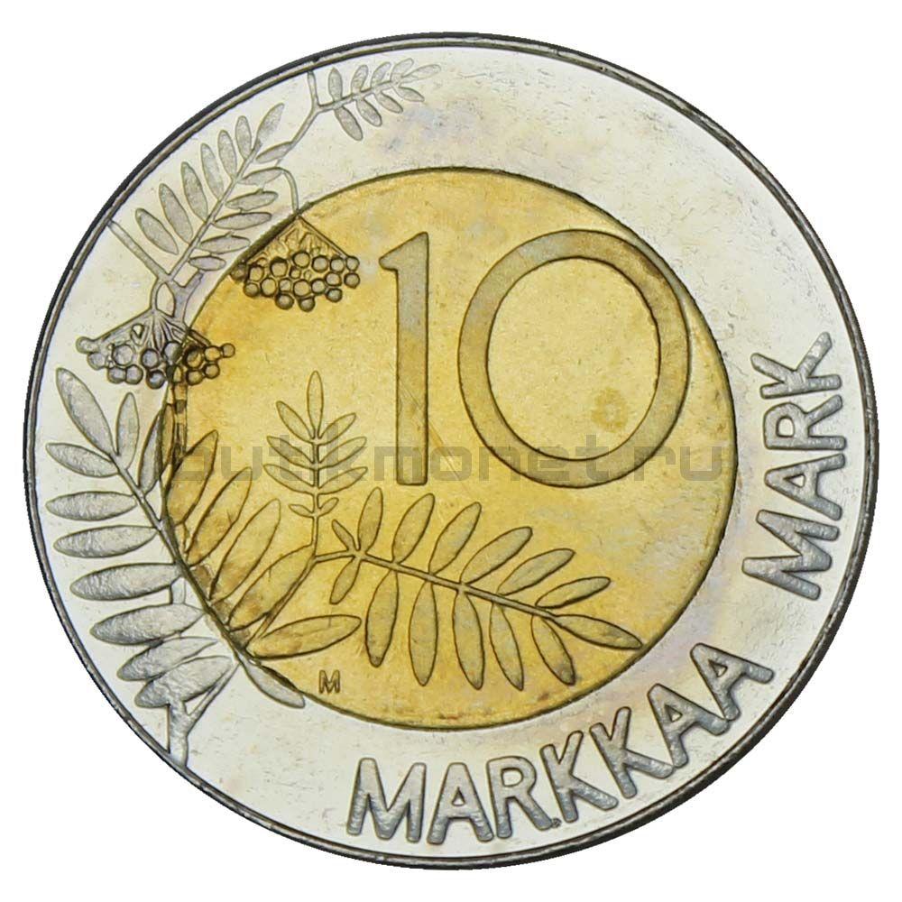 10 марок 1997 Финляндия