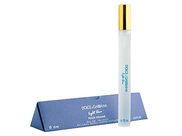 "Dolce And Gabbana ""Light Blue Pour Homme"" (15 ml)"