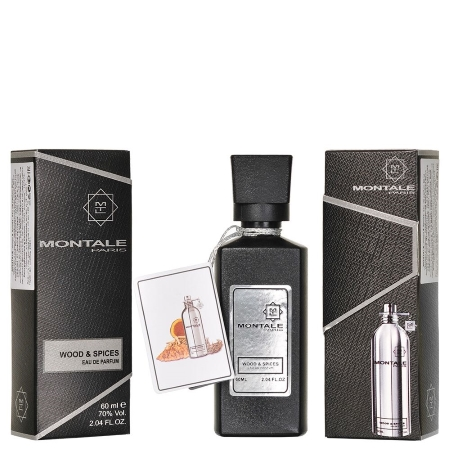 MONTALE WOOD & SPICES 60 ML ДЛЯ МУЖЧИН