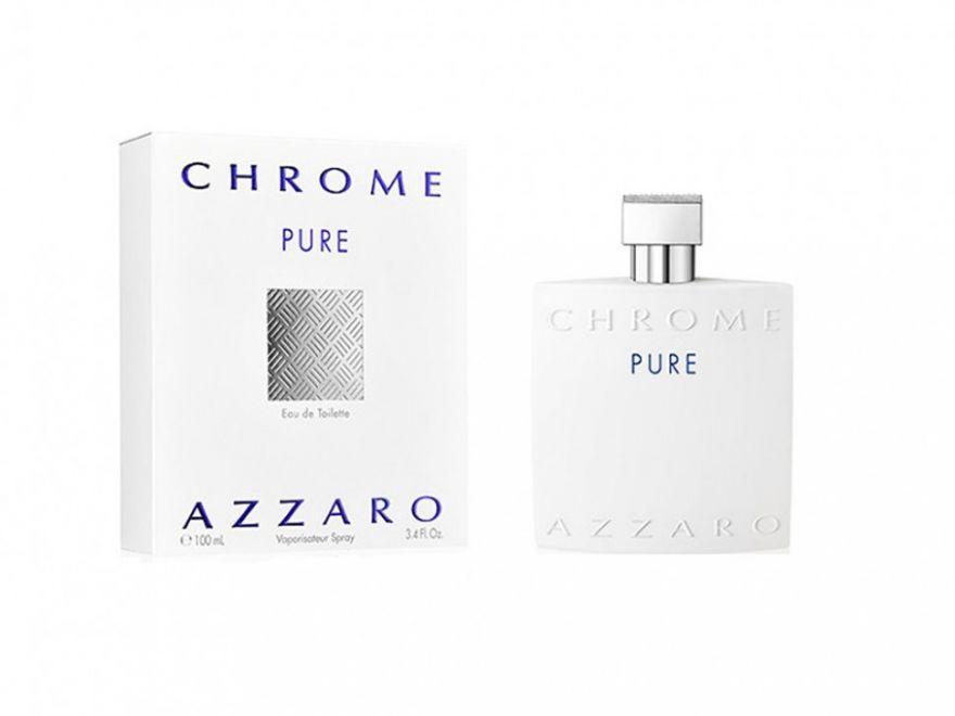 Туалетная вода Azzaro Chrome Pure 100 ml