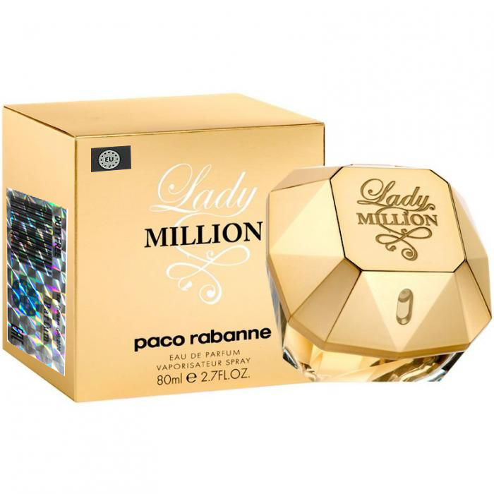 "Paco Rabanne ""Lady Million"" edp 100 ml (оригинал)"