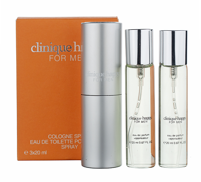 Clinique Happy For Men 3x20 ml