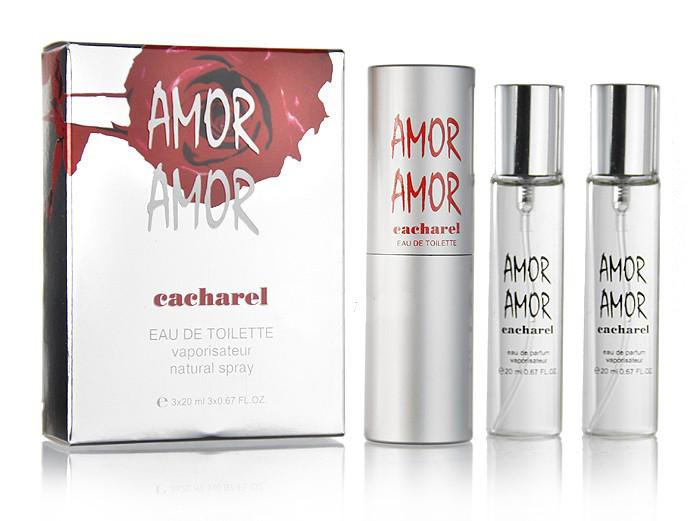Cacharel Amor Amor 3х20 ml