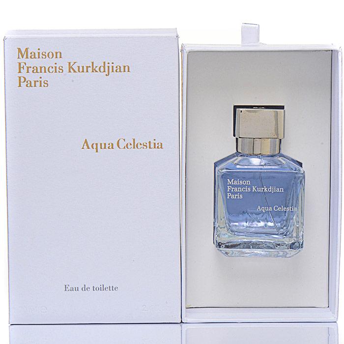"Kurkdjian ""Aqva Celestia"" 70ml (унисекс) (подарочная упаковка)"