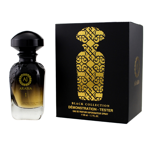 "ТЕСТЕР AJ ARABIA BLACK COLLECTION ""I"" 50 ML (УНИСЕКС)"