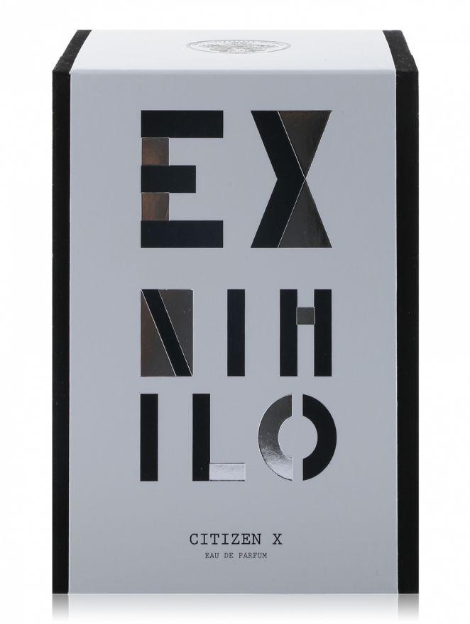 Tester Ex Nihilo Citizin X 100мл (Унисекс) (в оригинальной упаковке)