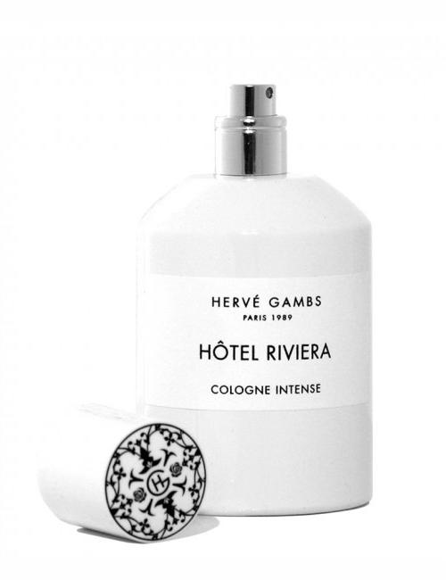 Tester Hotel Riviera Herve Gambs Paris для мужчин и женщин