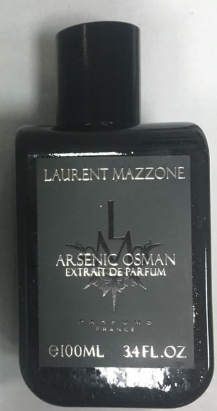 TESTER LAURENT MAZZONE ARSENIC OSMAN 100ML (УНИСЕКС)