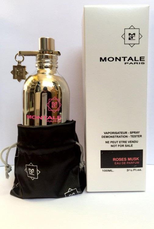 "Тестер Montale ""Roses Musk"" оригинал"