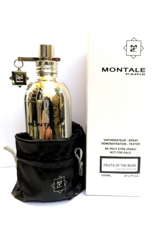 "Тестер Montale ""Fruits of the musk"" оригинал"