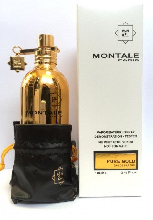 """Тестер Montale """"Pure Gold"""" оригинал"""