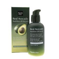 776899 FarmStay Питательная сыворотка с маслом авокадо Real Avocado Nutrition Oil Serum