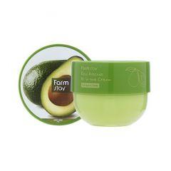 772726 FarmStay Антивозрастной крем с экстрактом авокадо Real Avocado All-In-One Cream