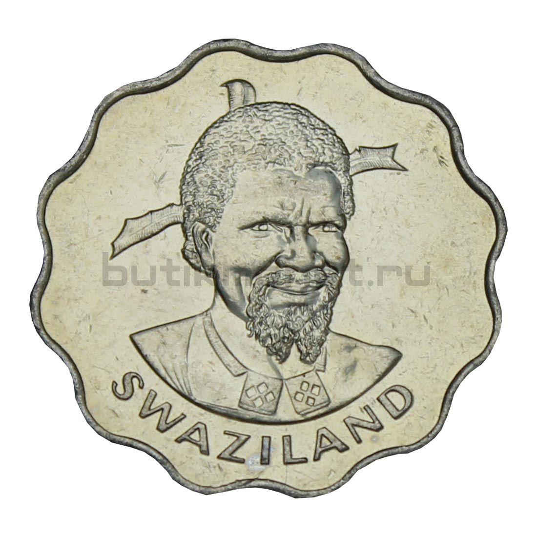 20 центов 1981 Свазиленд ФАО