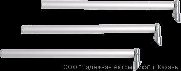 Преграждающие планки Антипаника из анодированного алюминия «PPA-06R»