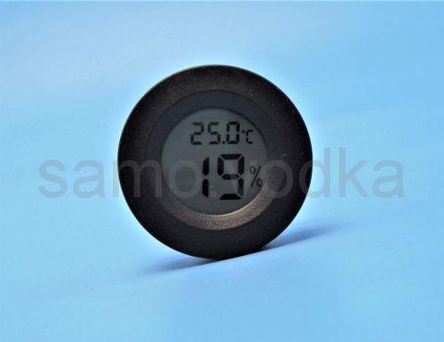 Термометр и гигрометр (шайба)