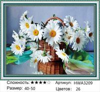 Алмазная мозаика на подрамнике HWA3209