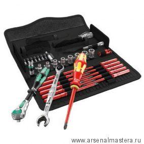 Набор WERA Kraftform Kompakt W1 сервисный WE-135926