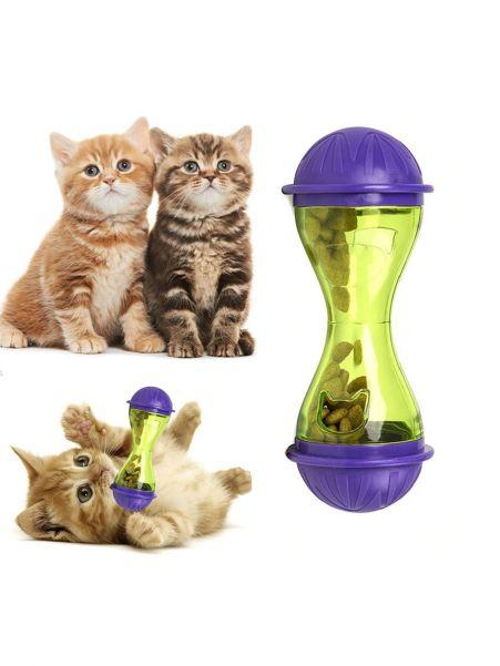 Игрушка для кошек Лакомая гантель