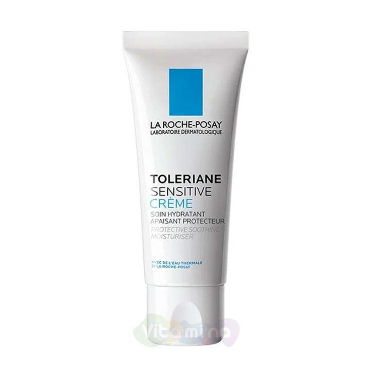 La Roche-Posay Toleriane Sensitive Увлажняющий крем для чувствительной кожи с легкой, нелипкой текстурой, 40 мл