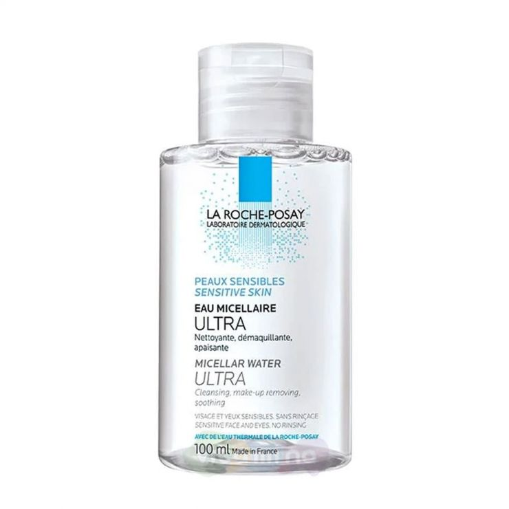 "La Roche-Posay Мицеллярная вода Ultra sensitive ""Физиологическое очищение"", 100 мл"