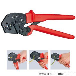 Клещи для опрессовки для работы обеими руками KNIPEX 97 52 06 KN-975206