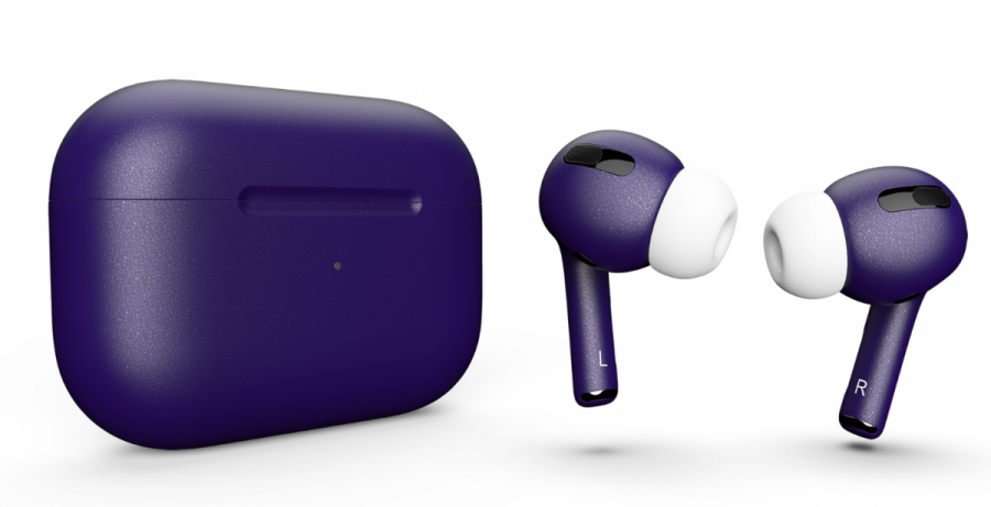 Беспроводные наушники Apple AirPods Pro (Фиолетовый)