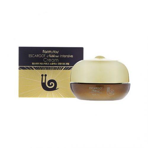 289274 FarmStay Интенсивный крем для лица с муцином королевской улитки Escargot Noblesse lntensive Cream
