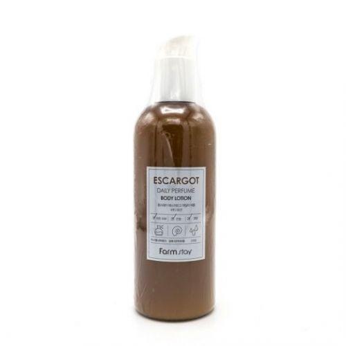721719 FarmStay Парфюмированный лосьон для тела с муцином улитки Escargot Daily Perfume Body Lotion