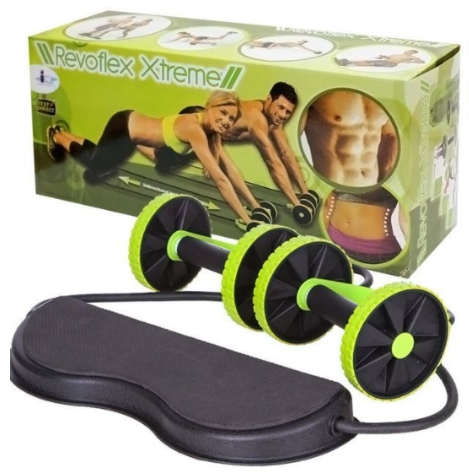 Тренажер для всего тела Revoflex Xtreme - многофункциональный тренажер для красивой и подтянутой фигуры.