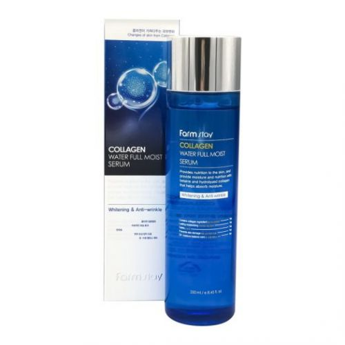 770876 FarmStay Увлажняющая коллагеновая сыворотка Collagen Water Full Moist Serum