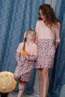 Халат 5078 детский [персиковый]