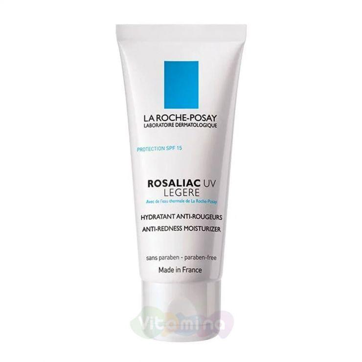 La Roche-Posay Rosaliac UV Legere Увлажняющая эмульсия для кожи, склонной к покраснениям SPF15, 40 мл