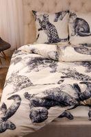 Поплин 2-х спальный с евро [в ассортименте] Барсик постельное белье