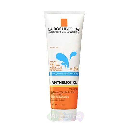 La Roche-Posay Anthelios XL Wet Skin гель для лица и тела SPF50+, 250 мл