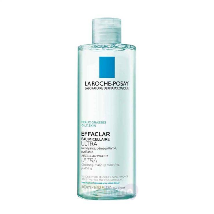 La Roche-Posay Effaclar Ultra Мицеллярная вода для жирной проблемной кожи